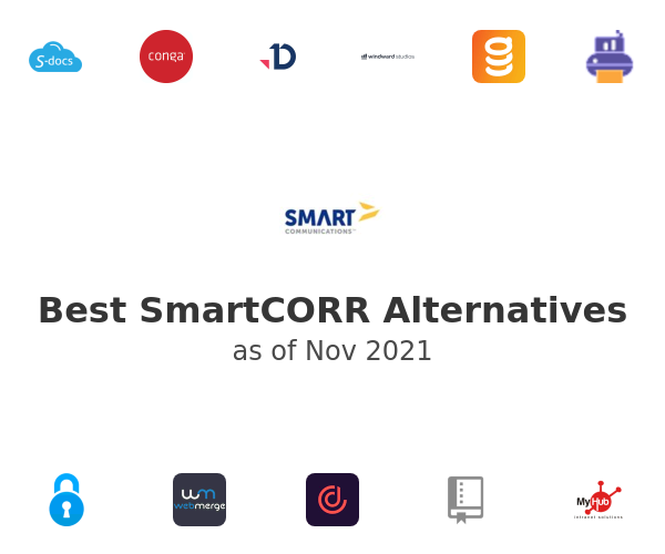 Best SmartCORR Alternatives