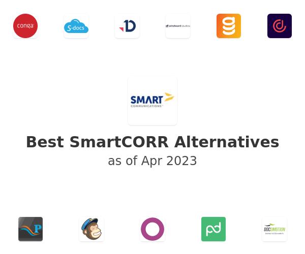Best SmartCORR Alternatives