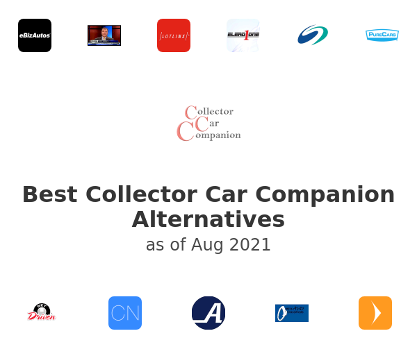 Best Collector Car Companion Alternatives