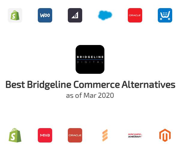 Best Bridgeline Commerce Alternatives