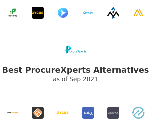 Best ProcureXperts Alternatives