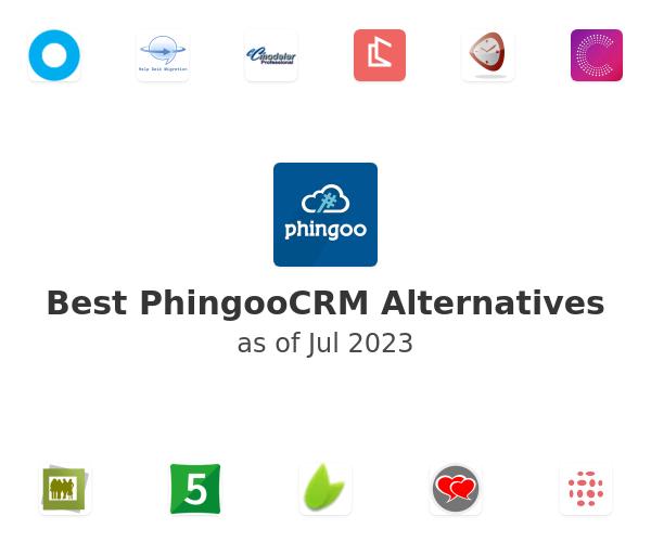 Best PhingooCRM Alternatives