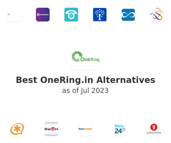 Best OneRing.in Alternatives