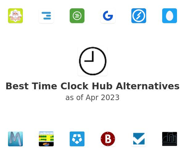 Best Time Clock Hub Alternatives