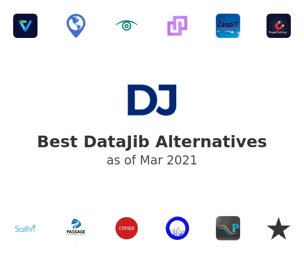 Best DataJib Alternatives