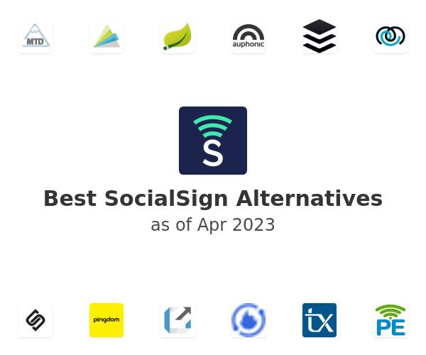 Best SocialSign Alternatives