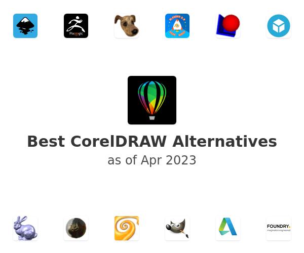 Best CorelDRAW Alternatives