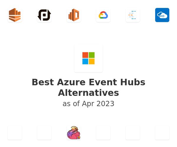 Best Azure Event Hubs Alternatives