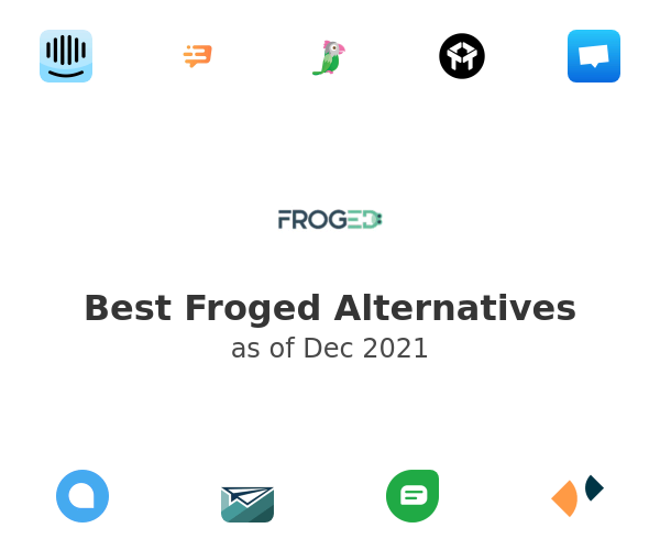 Best Froged Alternatives