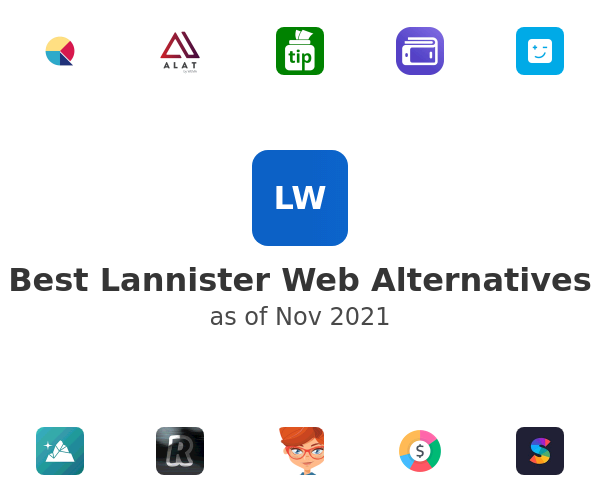 Best Lannister Web Alternatives