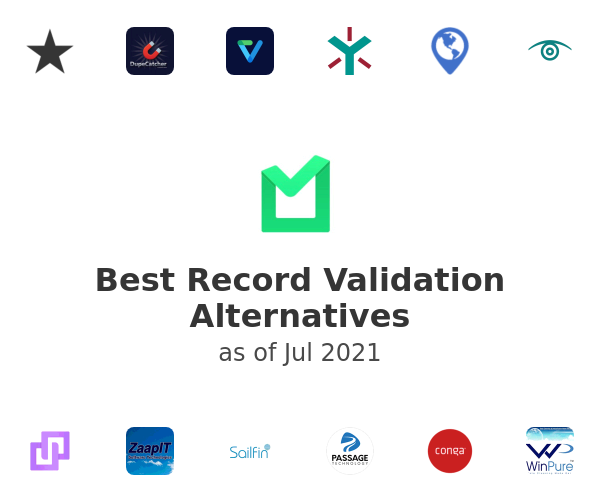 Best Record Validation Alternatives