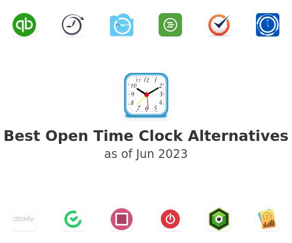 Best Open Time Clock Alternatives