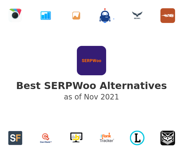 Best SERPWoo Alternatives
