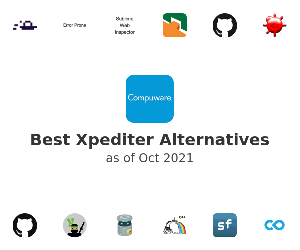 Best Xpediter Alternatives