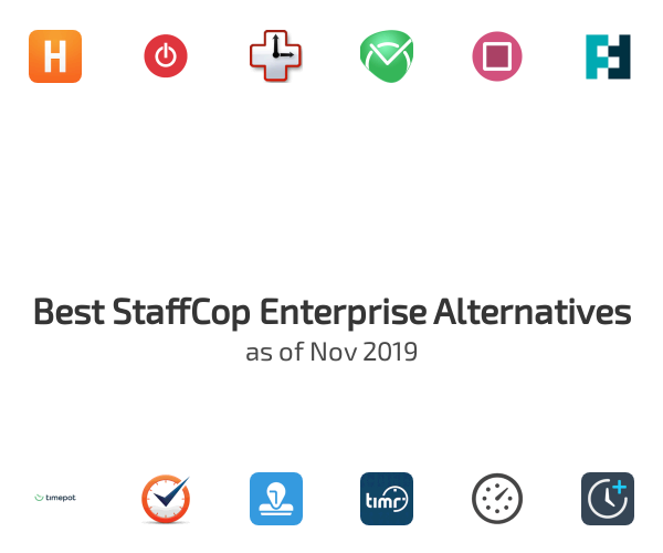 Best StaffCop Enterprise Alternatives