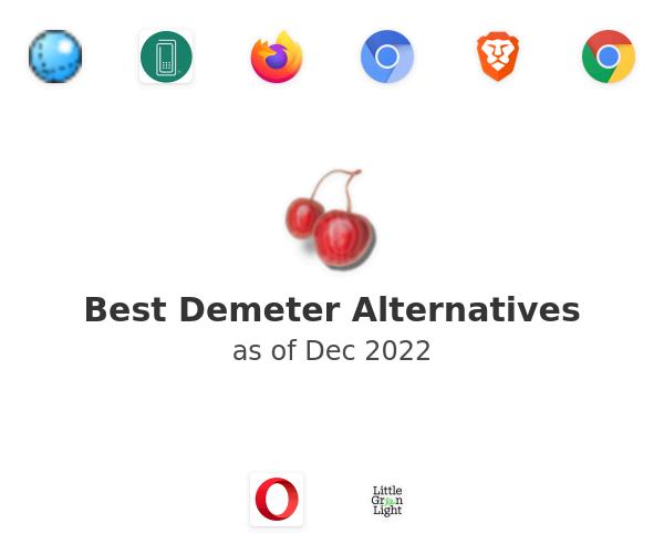 Best Demeter Alternatives