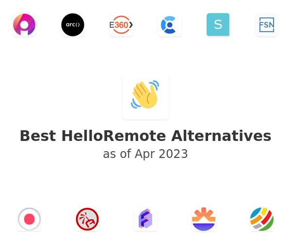 Best HelloRemote Alternatives