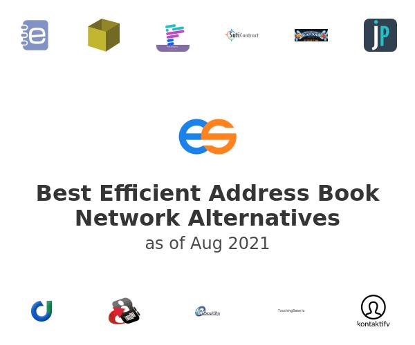 Best Efficient Address Book Network Alternatives