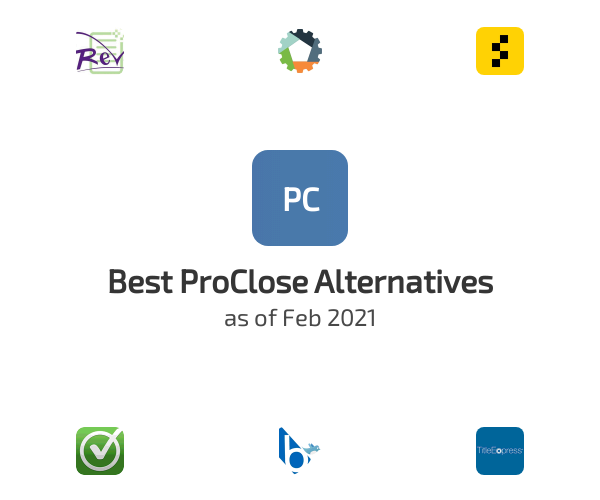 Best ProClose Alternatives