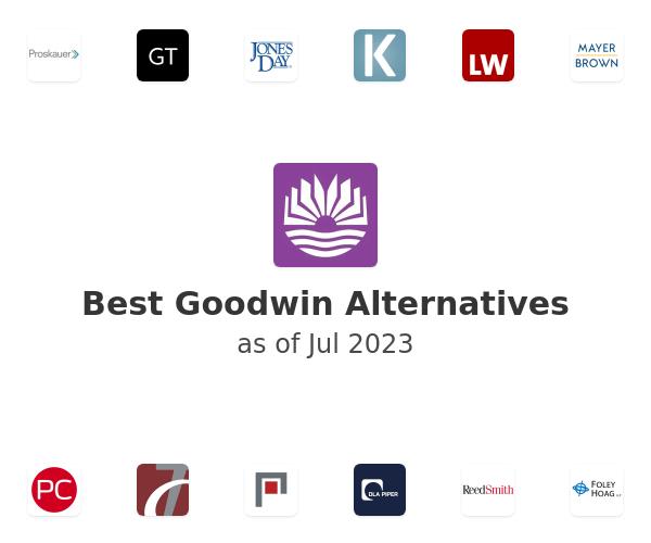 Best Goodwin Alternatives