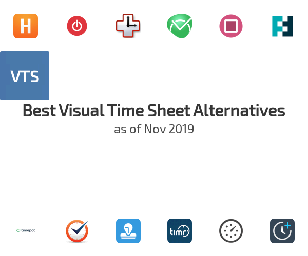 Best Visual Time Sheet Alternatives