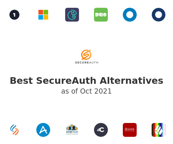 Best SecureAuth Alternatives