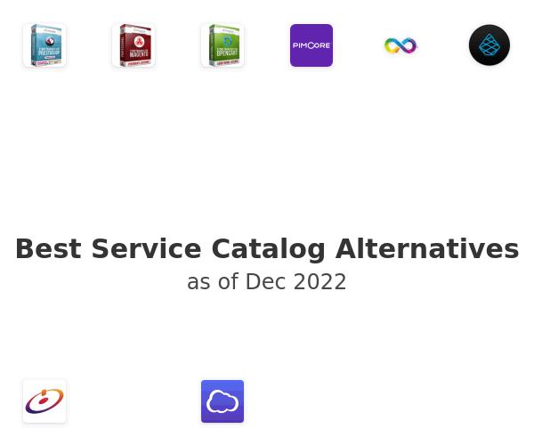 Best Service Catalog Alternatives