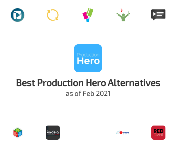 Best Production Hero Alternatives