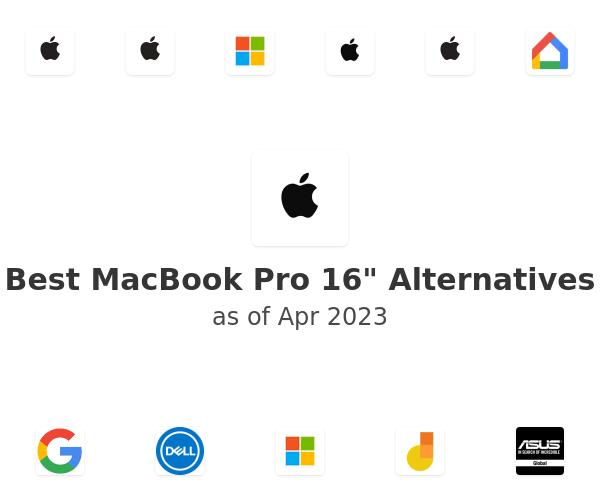 "Best MacBook Pro 16"" Alternatives"