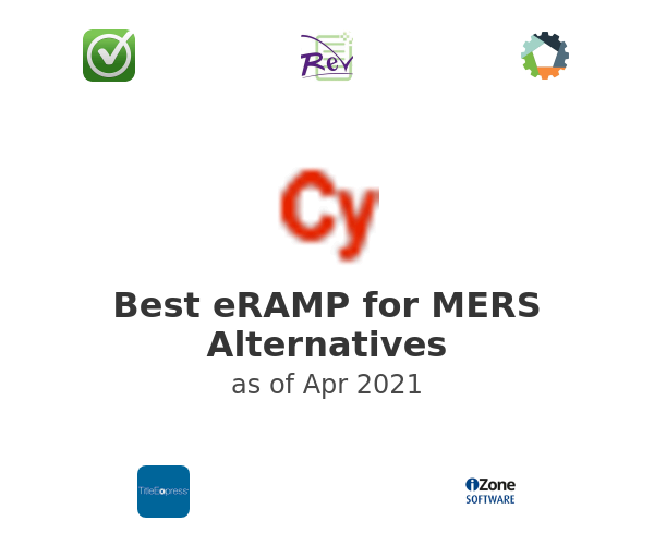 Best eRAMP for MERS Alternatives