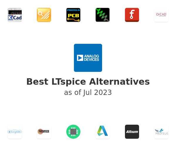 Best LTspice Alternatives