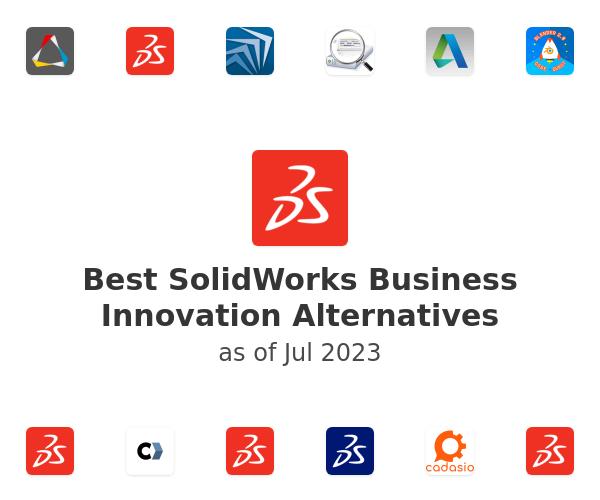 Best SolidWorks Business Innovation Alternatives