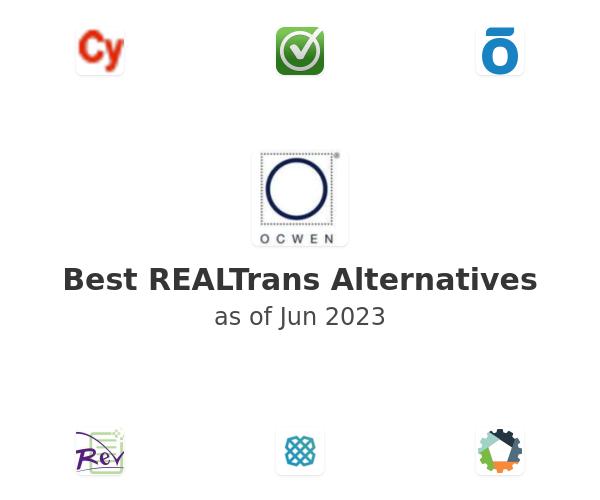 Best REALTrans Alternatives