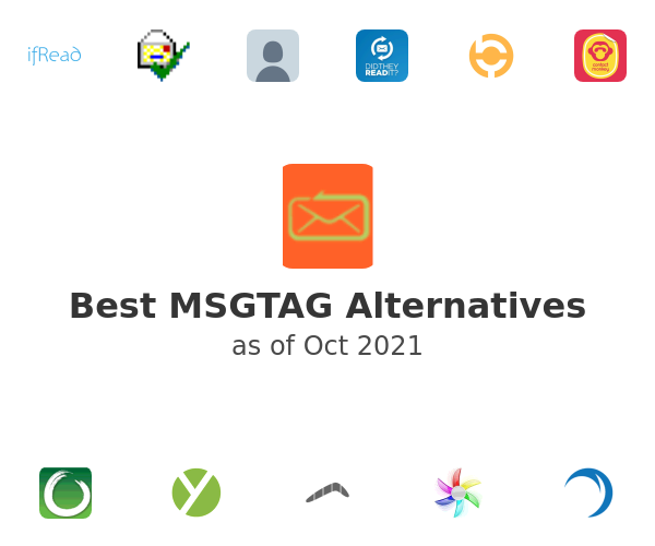 Best MSGTAG Alternatives