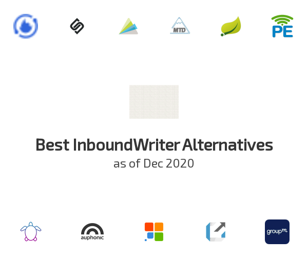 Best InboundWriter Alternatives