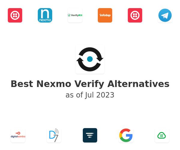 Best Nexmo Verify Alternatives