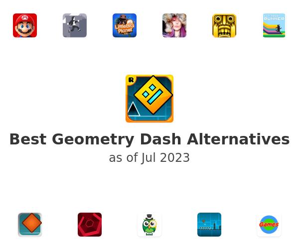 Best Geometry Dash Alternatives
