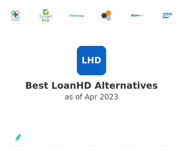 Best LoanHD Alternatives