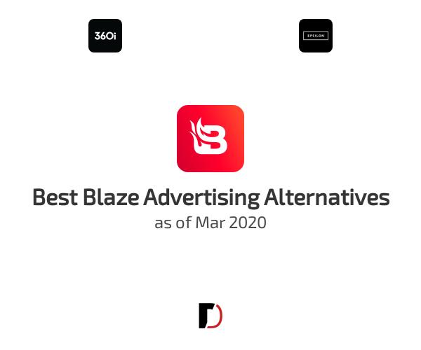 Best Blaze Advertising Alternatives