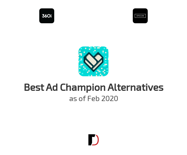 Best Ad Champion Alternatives