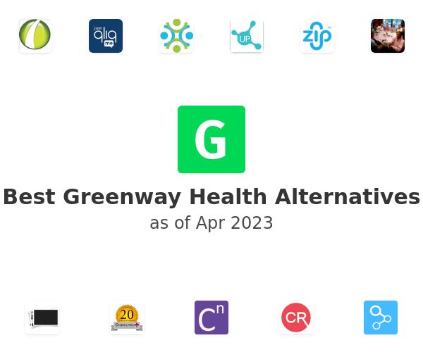 Best Greenway Health Alternatives