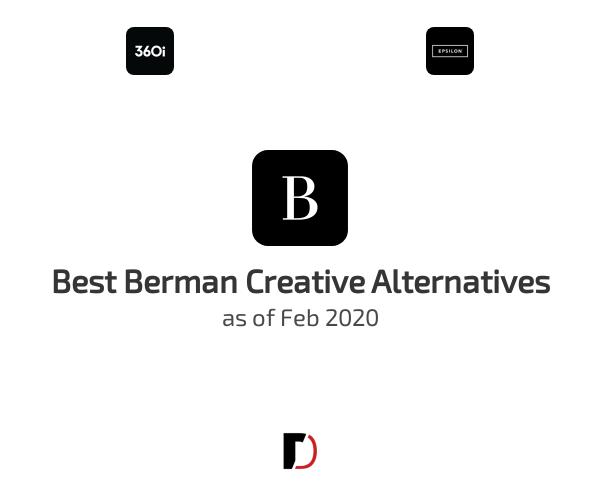 Best Berman Creative Alternatives