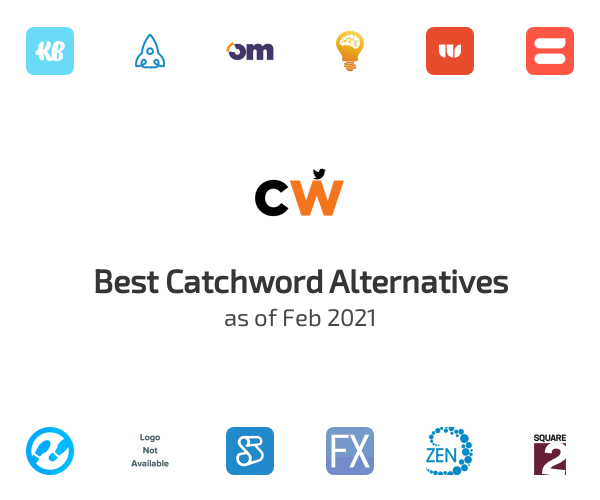 Best Catchword Alternatives