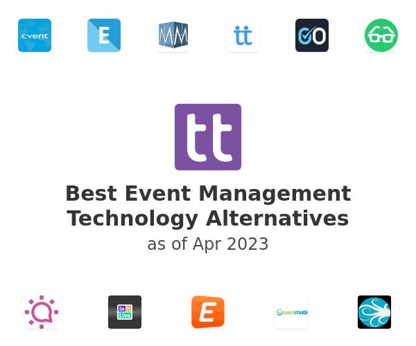 Best Event Management Technology Alternatives