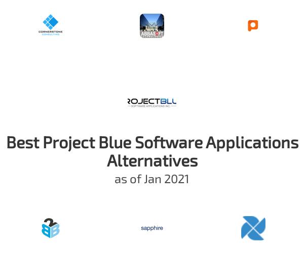 Best Project Blue Software Applications Alternatives