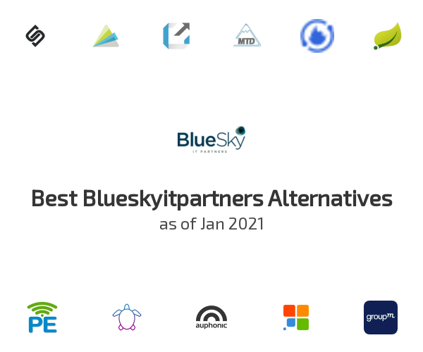 Best Blueskyitpartners Alternatives
