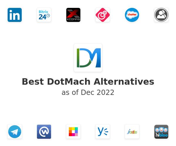 Best DotMach Alternatives