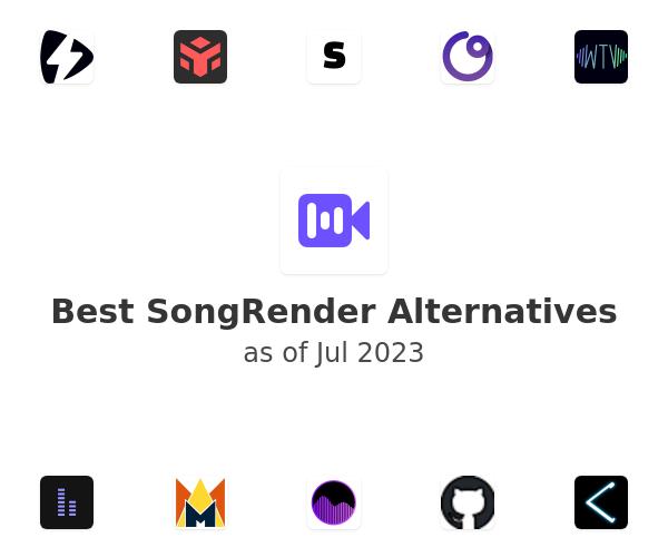 Best SongRender Alternatives