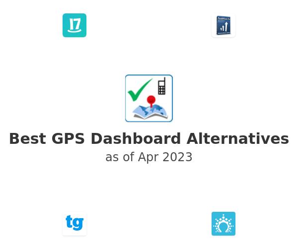 Best GPS Dashboard Alternatives
