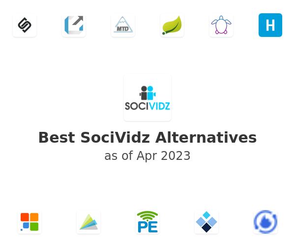 Best SociVidz Alternatives